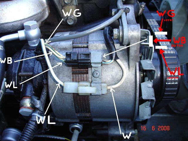 Wiring Diagram Furthermore 1 Wire Alternator Wiring Diagram Wiring