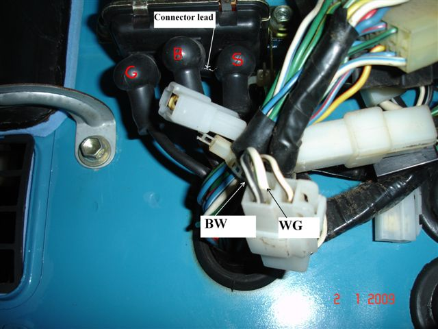 how to wire a switch diagram wiring for lights and switches internal of bj40/bj42/hj42 glow relay (manual glow) | ih8mud forum