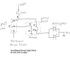 3 Position Toggle Switch On Off Wiring Diagram Hobby Caravan 12v How To Wire Aux Lights Reverse And | Ih8mud Forum