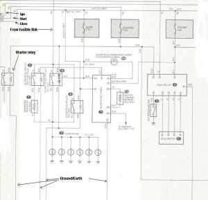 need help dentifying what glow plug circuit i have | IH8MUD Forum