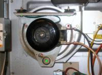 Gas Furnace Inducer Repair
