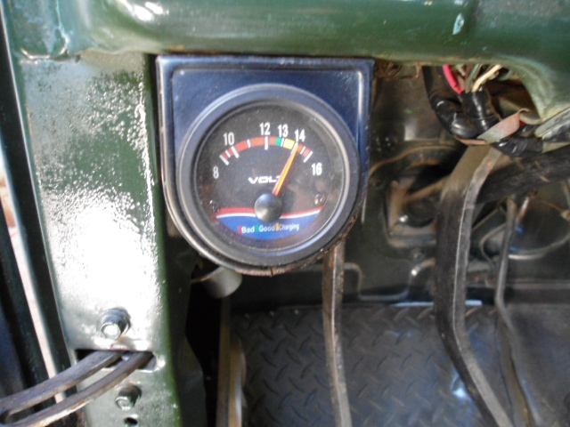 How To Install A Voltmeter Ammeter On Amp Wiring Kit 4 Gauge