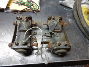 For Sale  24v warn 8274 solenoids and winch parts | IH8MUD Forum