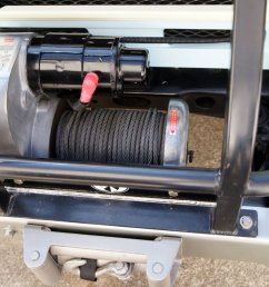 the warn 5687 is a great winch a feature that is nice and went away with the 8274 is free spooling rather than power in and power out  [ 1280 x 853 Pixel ]