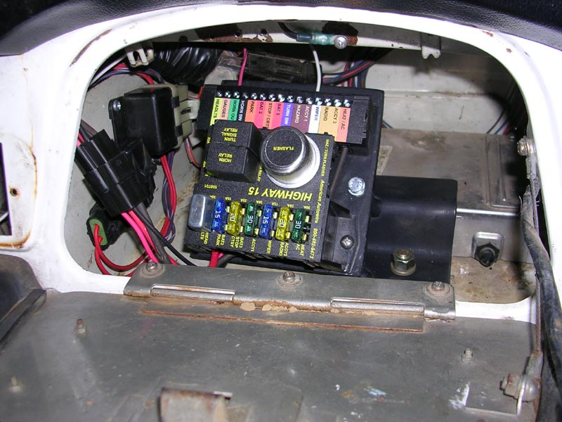 Beetle Fuse Box Location American Autowire Install Ih8mud Forum
