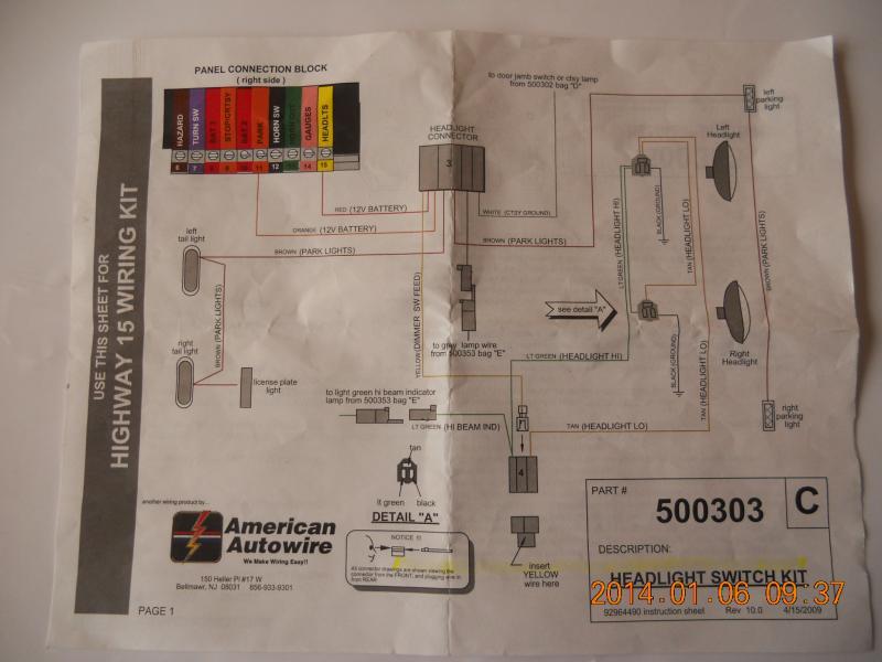 Turn Signal Switch Wiring Diagram Furthermore 7 Pin Trailer Wiring