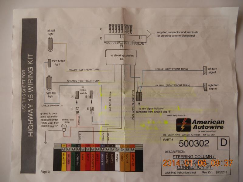 hot rod turn signal switch wiring diagram sonos rewiring a 1970 fj40 from scratch | ih8mud forum