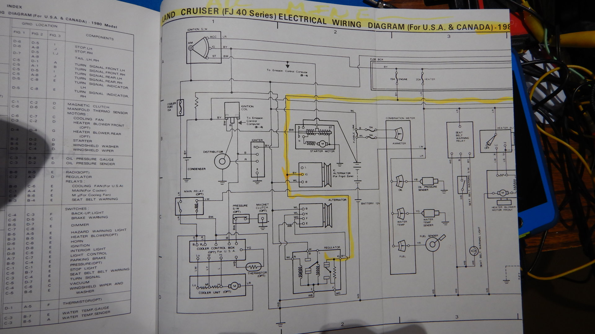 hight resolution of 6 pin voltage regulator wiring help page 2 ih8mud forumtoyota external voltage regulator wiring diagram