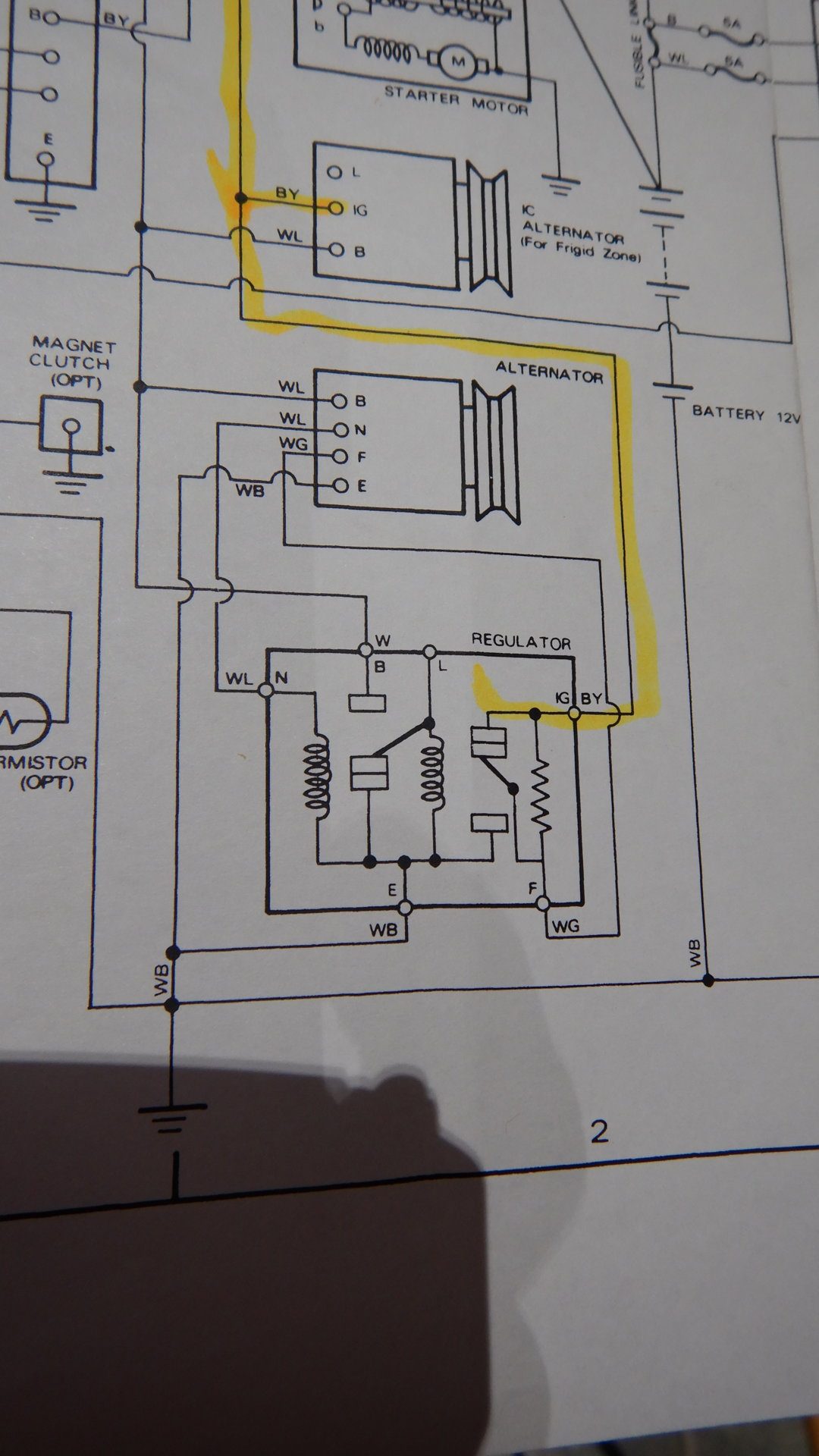 72 Volt Wiring Diagram