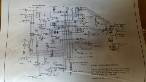 small resolution of early 1972 land cruiser electrical jpg