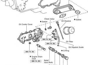 location of the coolant drain plug in 1HDT | IH8MUD Forum