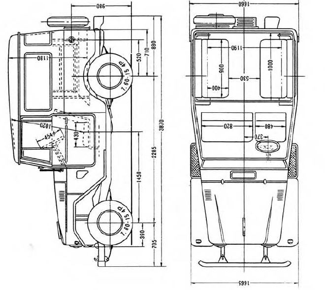 1978 toyota fj40 wiring diagram for car electric windows body -