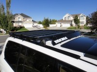 Low Profile Roof Rack with Kayak Carrier