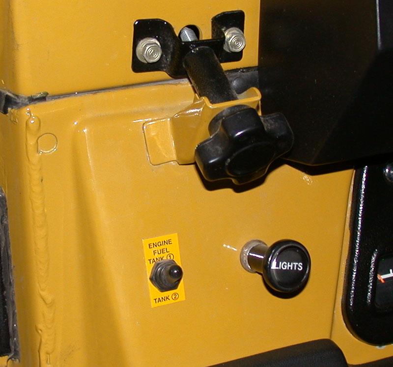 Pollak 6 Port Fuel Valve