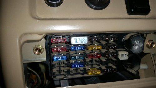 small resolution of wrg 5568 1987 toyota land cruiser fuse box on 1987 toyota land cruiser fuse box on