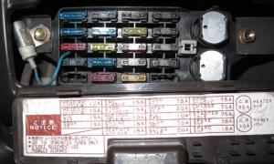 Help needed with fusebox diagram | IH8MUD Forum