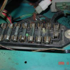 Toyota Wiring Diagram Radio 1972 Ford F100 Ignition Switch Fj 40 '78 Fuse Panel | Ih8mud Forum