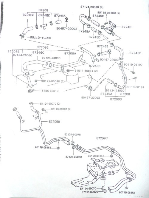 small resolution of 1992 toyota land cruiser engine diagram wiring diagram expert 1992 toyota land cruiser engine diagram wiring