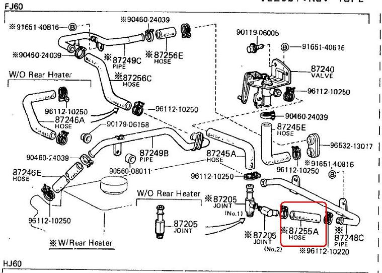 1990 chevy suburban 2500 engine diagram