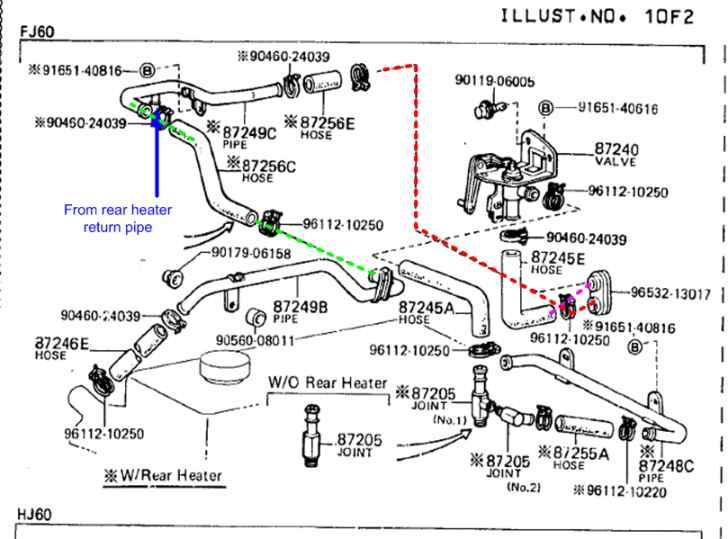ford pcm wiring diagram 1996