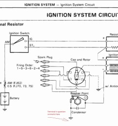 i m reading the fsm the wiring diagram in ig 3 shows that that wire should be a ground but why does it appear as a positive on the voltmeter when the  [ 1309 x 893 Pixel ]