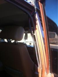 Wiring roof rack lights