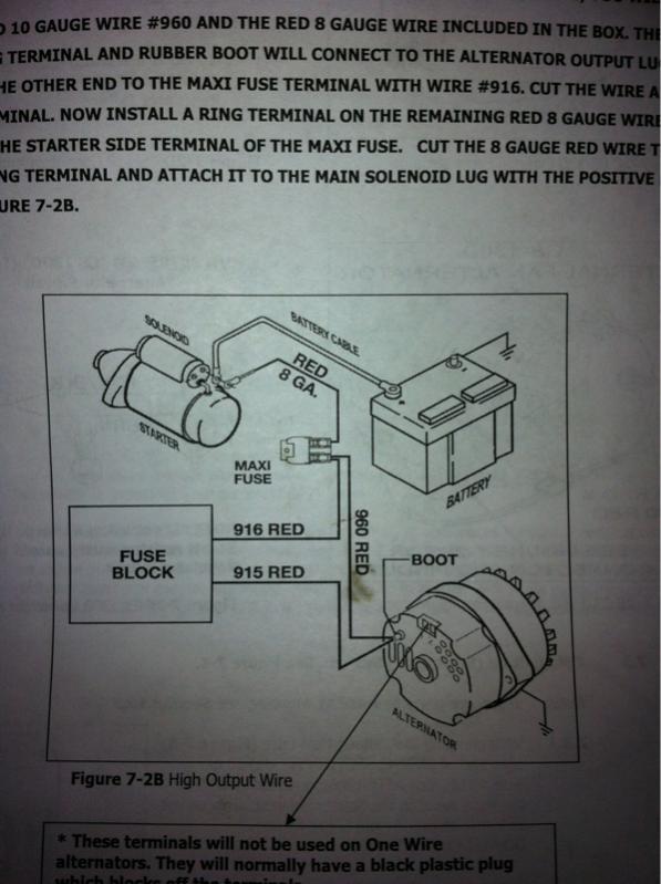 gm alternator wiring diagram 4 wire ez go txt 36 volt painless | ih8mud forum