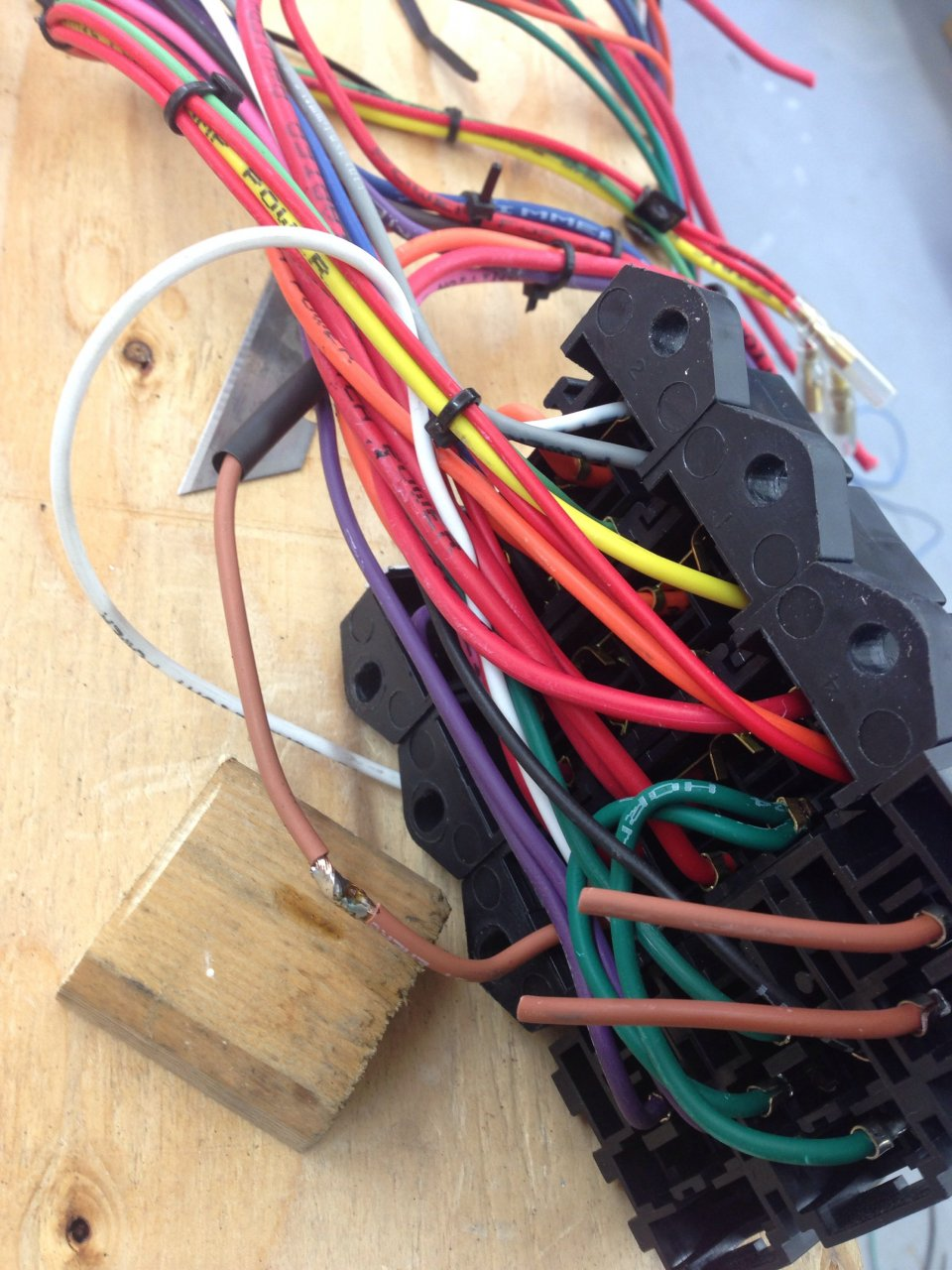 Hazard Light Circuit