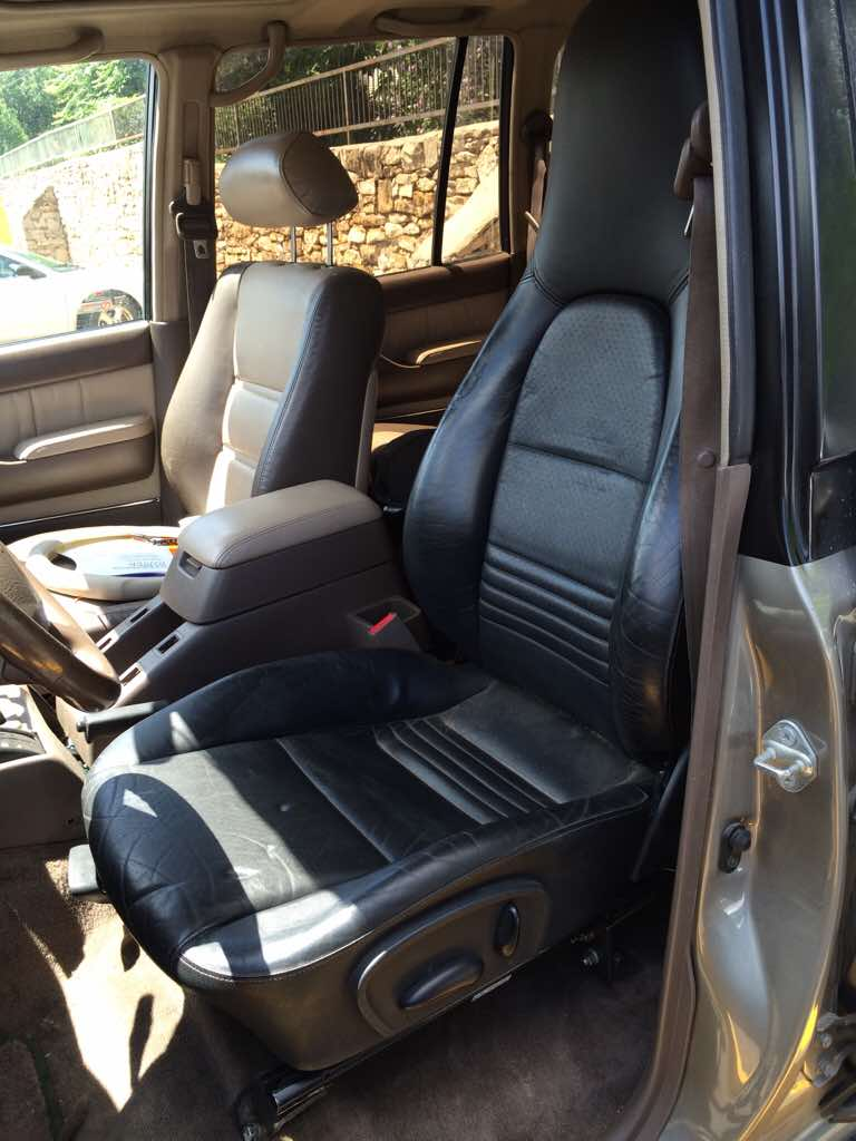 my bmw e90 seat install