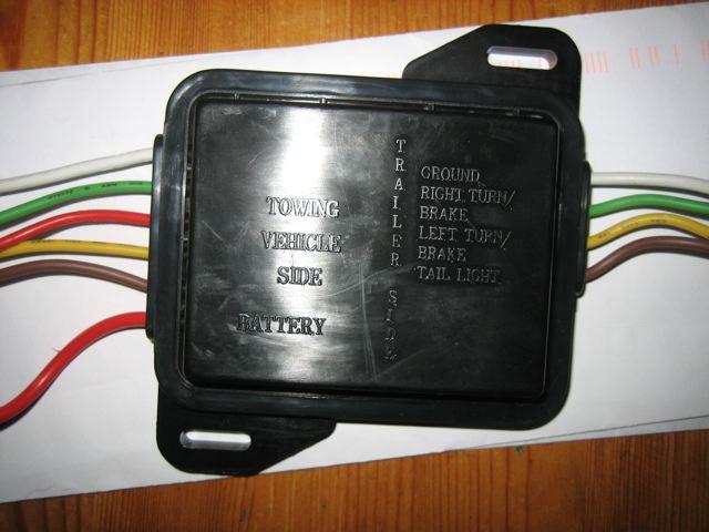 Trailer Wiring 4 Pin 5 Wire