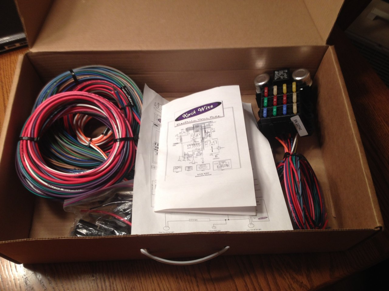For Sale FJ40 Kwik Wire Wiring Harness IH8MUD Forum