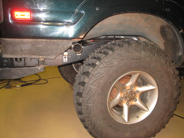 pictures of side exit exhaust ih8mud