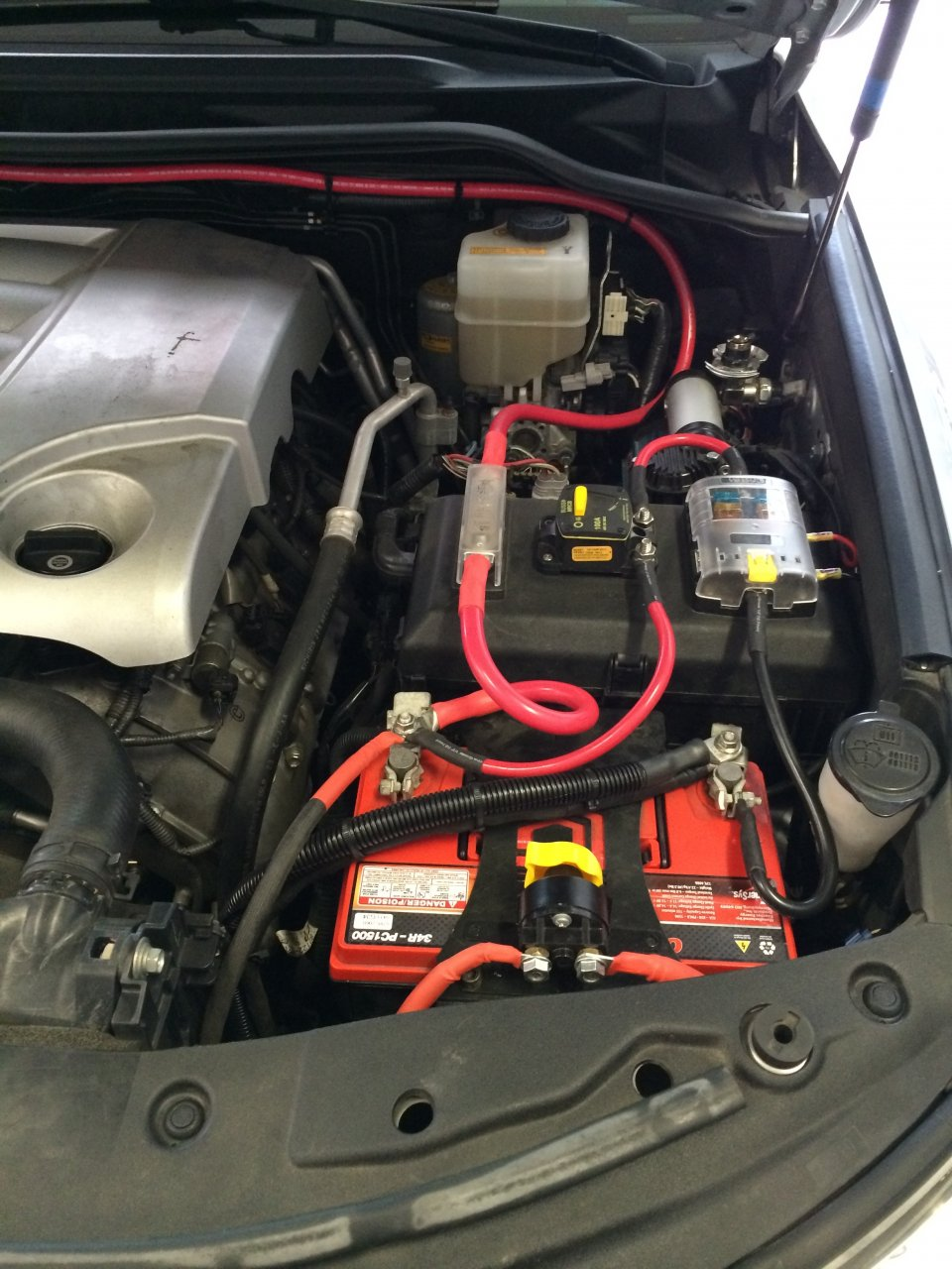 Tundra Wiring Diagram Dual Battery Install Complete Ih8mud Forum