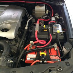 2 Amp Wiring Diagram Water Heater Timer Dual Battery Install Complete! | Ih8mud Forum