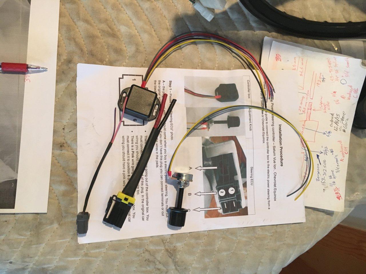 saturn ion wiring diagram 2004 honda odyssey headlight diy electric power steering | ih8mud forum
