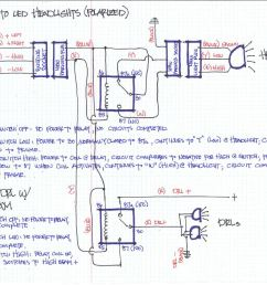 hzj75 headlight wiring diagram 30 wiring diagram images h4 led headlight wiring diagram 7 led headlight wiring diagram [ 1129 x 870 Pixel ]