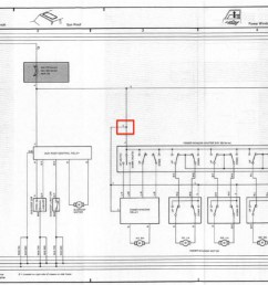 fj62 drivers power window autodown relay fix page 2 ih8mud forum power window wiring diagram 60series 1984 90 chassis body fsm labeled jpg [ 1223 x 661 Pixel ]