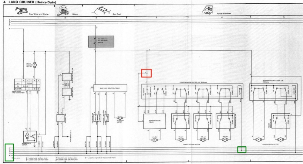 medium resolution of fj62 drivers power window autodown relay fix page 2 ih8mud forum power window wiring diagram 60series 1984 90 chassis body fsm labeled jpg