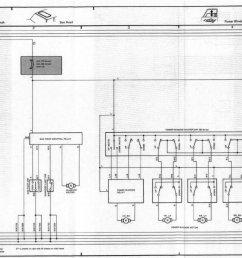 power window wiring diagram fj62 1984 90 chassis body fsm jpg [ 1280 x 691 Pixel ]