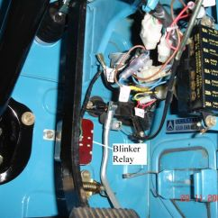 3 Way Switch Wiring Diagram Red White Black Ford Focus 2008 Where Is Flasher Relay Hiding In A 73 Fj40 | Ih8mud Forum