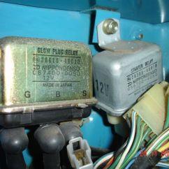 Glow Plug Controller Wiring Diagram Of Motorcycle Alarm Internal Bj40 Bj42 Hj42 Relay Manual Ih8mud Relayglow Start Jpg