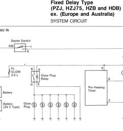 iring diagram comple glow plug bcma 04 f350 glow plug wiring diagram [ 1844 x 1314 Pixel ]