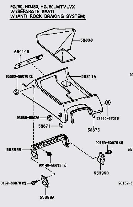 US spec 1997 FZJ80 Auto Transmission to H150F 5-speed