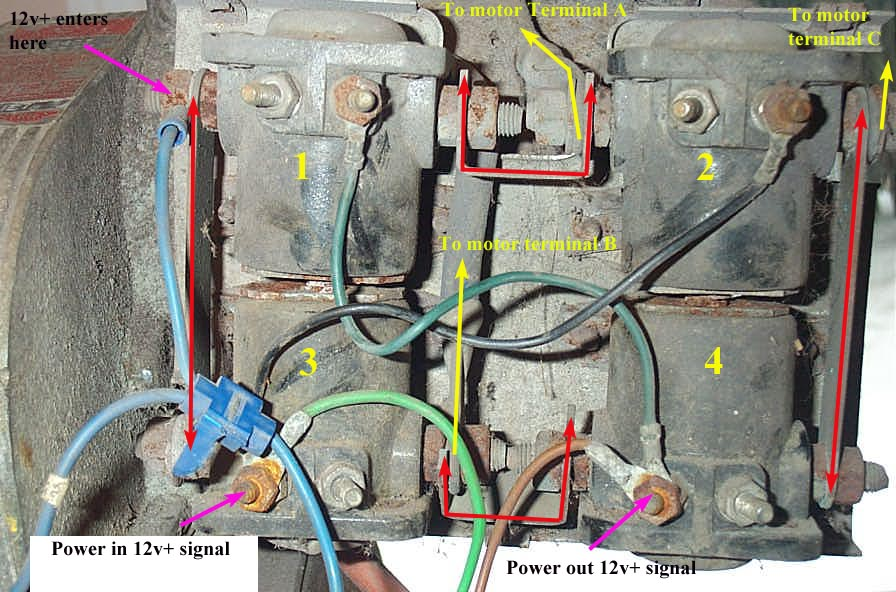 wiring diagram for warn 8274 winch structure anatomy unlabeled - switch only spools in | ih8mud forum