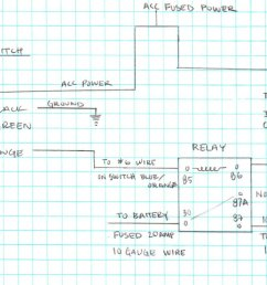 spal fan controller wiring diagram wiring diagram cooling fan control for electric gauges [ 1280 x 738 Pixel ]