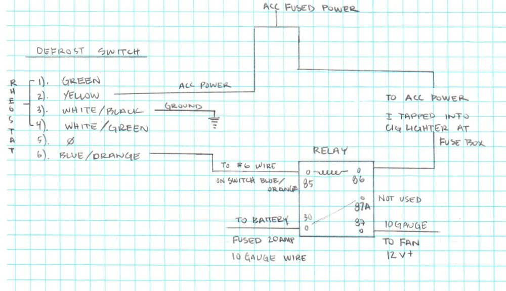 medium resolution of spal fan controller wiring diagram wiring diagram cooling fan control for electric gauges