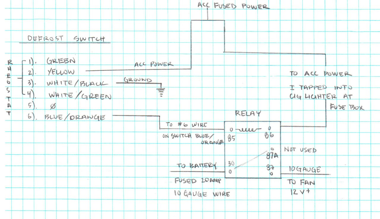 hight resolution of spal fan controller wiring diagram wiring diagram cooling fan control for electric gauges