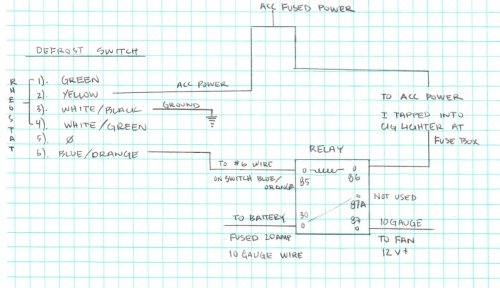 small resolution of spal fan controller wiring diagram wiring diagram cooling fan control for electric gauges