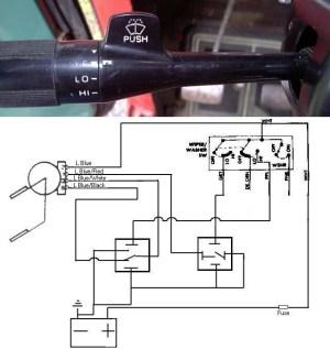 GM columnwiper motor relay??? | IH8MUD Forum