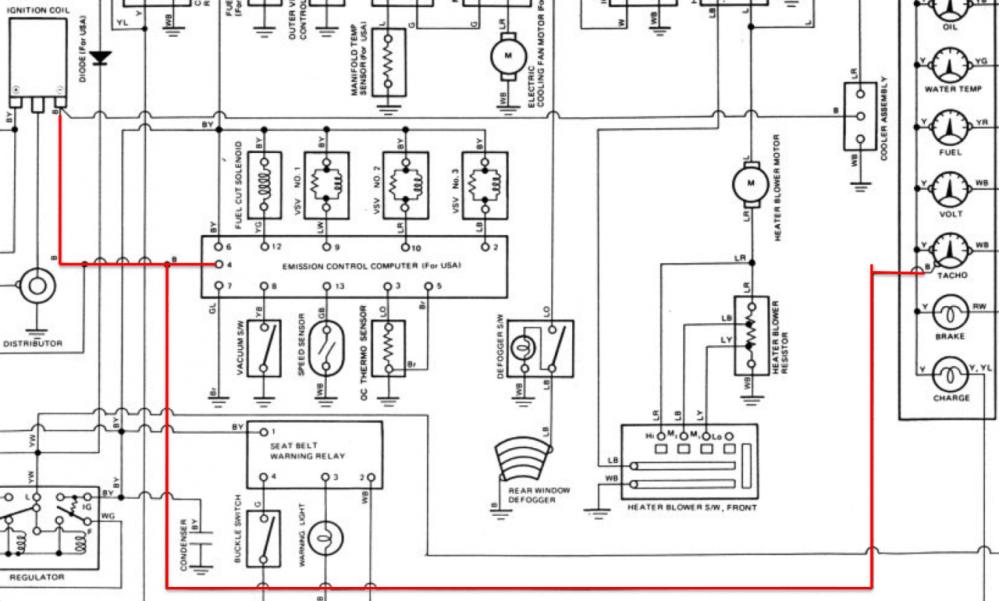 medium resolution of hj75 alternator wiring diagram wiring library hj75 alternator wiring diagram